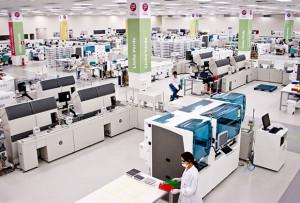 Pardini lança o Enterprise, a maior planta de automação laboratorial do mundo