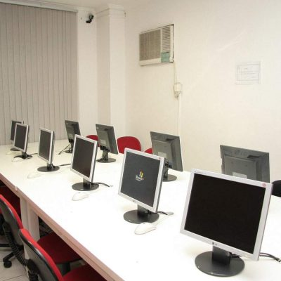 Laboratório de informatica um espaço para evento IPESSP