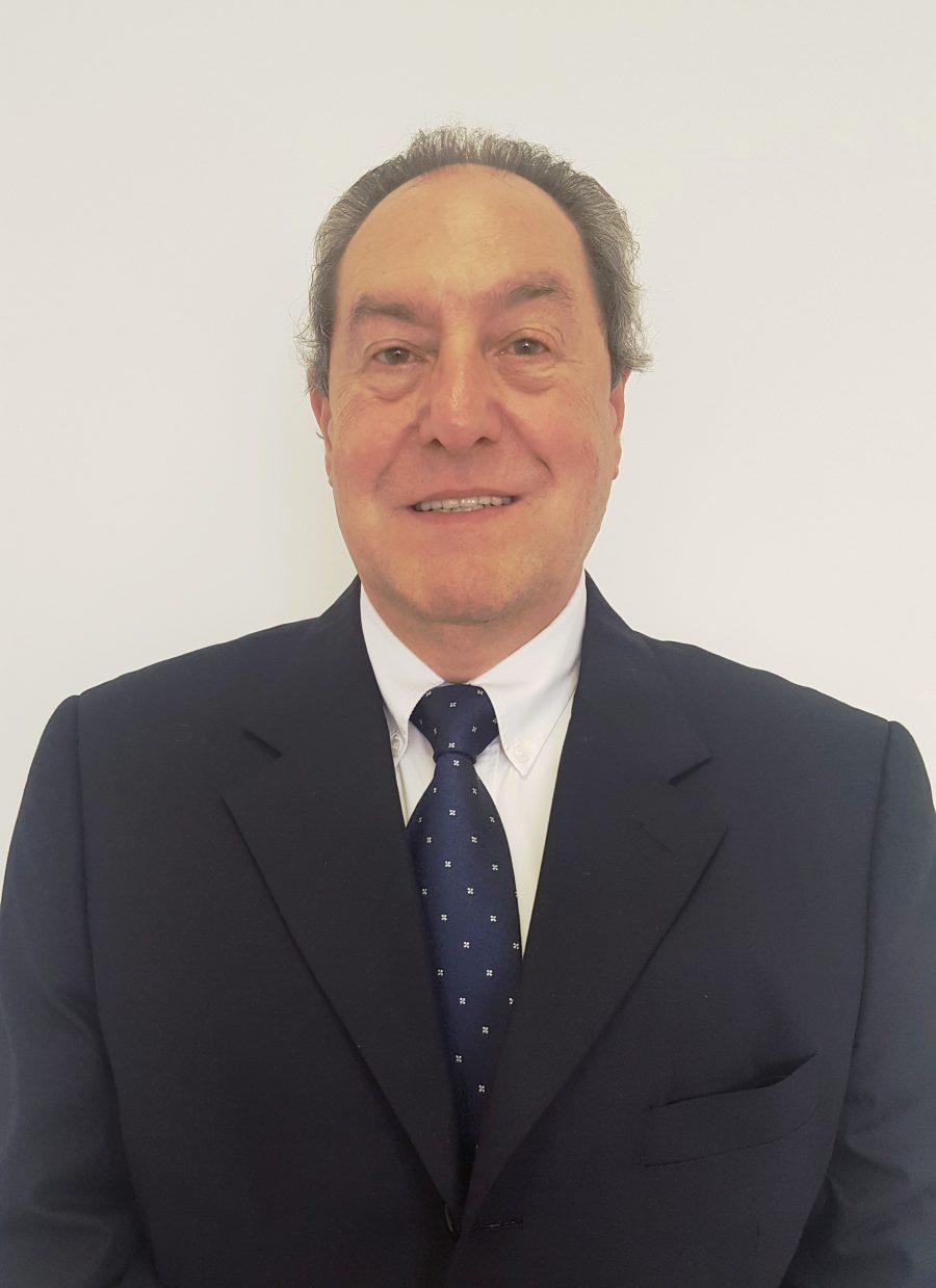 Héctor Enrique Giana - fundador do Laboratório Oswaldo Cruz
