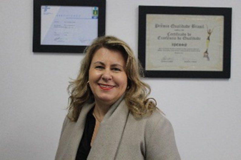 Professora Nilva Oliveira – Sócia-fundadora do IPESSP